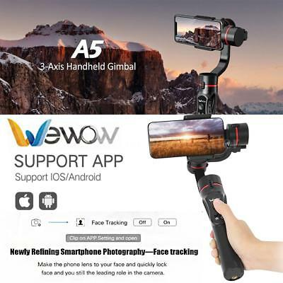 Zhiyun Smooth-Q 3-Axis Handheld Gimbal Stabilizer for iPhone SAMSUNG Smartphones