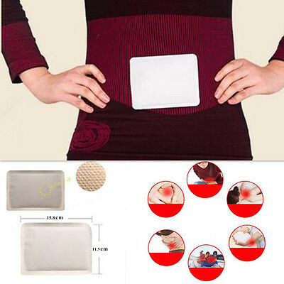 Body Hot Warmer Stick Keep Hand Foot Warm Lasting Heat Patch Paste Pads 1pcs
