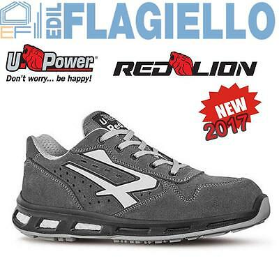 Scarpe Antinfortunistica UPOWER Red Lion GOING S1P SRC dal 35 al 48 u power