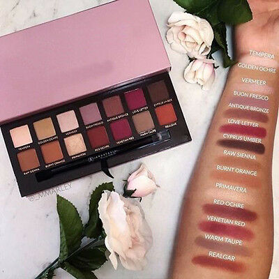 14 Colors Modern Renaissance Eye Shadow Makeup Shimmer Eyeshadow Palette Beauty
