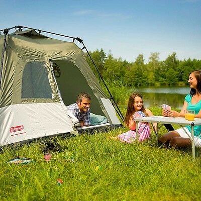 Coleman Instant Tourer 4 Person Tent Camping Family