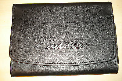CADILLAC FACTORY OWNERS MANUAL CASE NEW TAKE OUT *