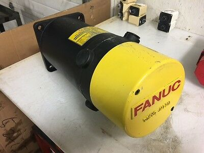 Fanuc Model 20M DC Servo Motor, A06B-0652-B005 #0003 (0), Used, Warranty