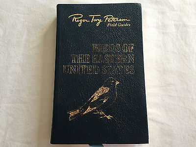 Vintage ROGER TORY PETERSON Field Guides Book BIRDS OF EASTERN UNITED STATES