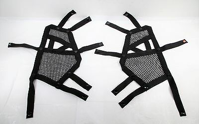 Genuine Polaris 09-17 RZR 170 OEM Left Right LH RH Lower Side Cab Safety Nets