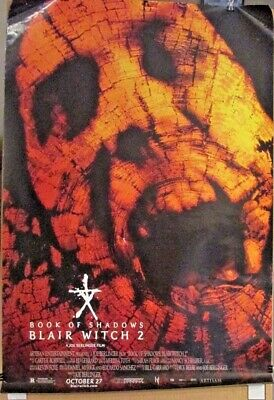Book of Shadows: Blair Witch 2 27 x 40 Double Sided Movie Poster (H)