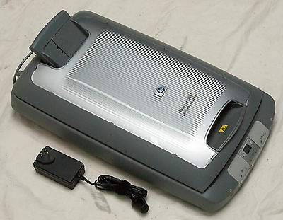 HP Scanjet 5530 PhotoSmart Scanner with Automatic Photo Feeder