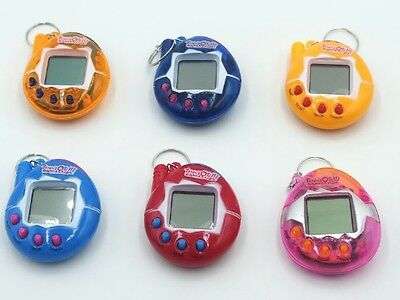 Tamagotchi Connection Virtual Cyber Electronic Pet Toy Kids Pick from 6 colours