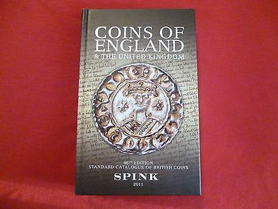 Coins Of England & The United Kingdom 46Th Edition 2011 Spink New!