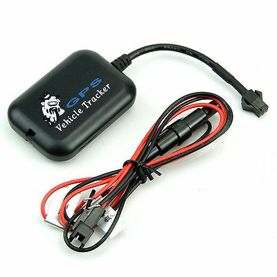 Mini Vehicle Bike Motorcycle Car GPS/GSM/GPRS Real Time Tracker Track Device RF