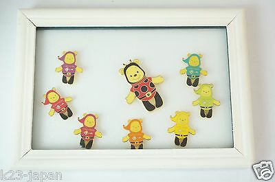 VERY RARE! Disney Store JAPAN Pin Lucky Color Pooh 7 Color +1 Complete Lottery