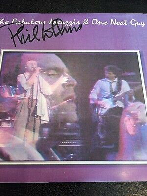 Phil Collins Genesis 2 Cd Solo In Air Tonite Live '82 Calif Perkins Palace Drums
