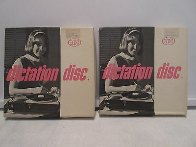 Ddc Dictation Disc Shorthand Speed Development Sets 43 And 420