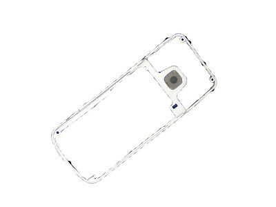 For Nokia 6700 Classic Middle frame Cover Medium bowl Casing Cover white Housing