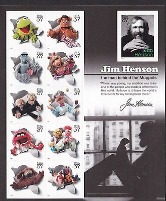 3944   Henson    M NH FULL SHEET OF 11     SPECIAL  SALE @ FACE