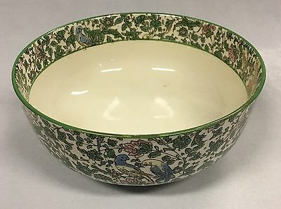 "Vintage 1920s Royal Doulton ""Persian"" Footed Bowl Made in England No D3550"