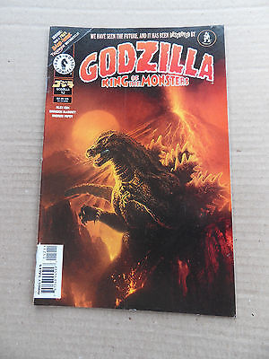 Godzilla : King of the Monsters 12 - Dark Horse 1996 - FN / VF