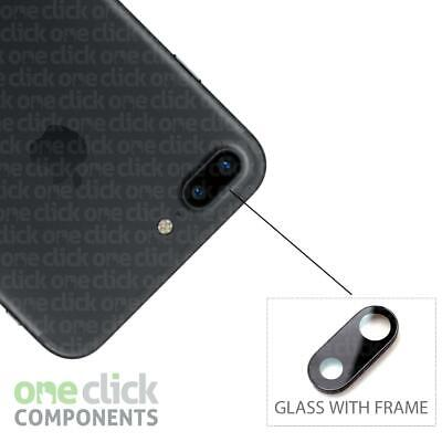 """New Replacement GENUINE GLASS Camera Lens Cover for Apple iPhone 7 Plus 5.5"""""""