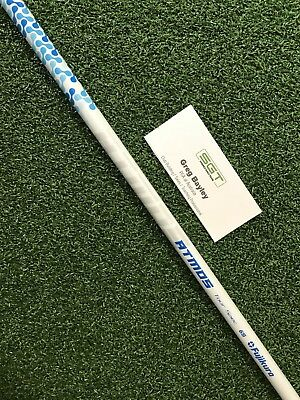 Fujikura ATMOS TS Blue 6s Brand New Uncut Shaft Free Adapter And Grip