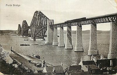 Cp Forth Bridge