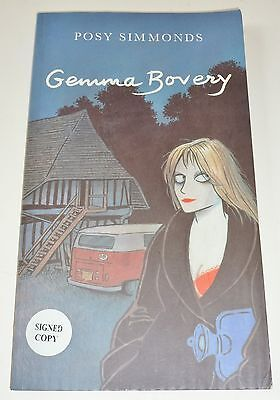 Gemma Bovery - Posy Simmonds - Signed First Edition