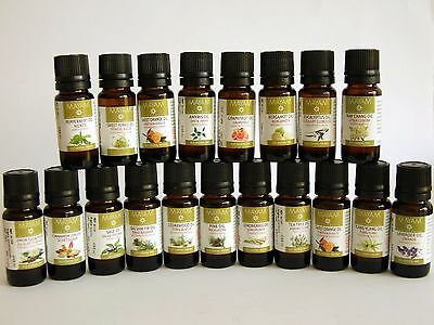 100% Natural Essential Oil therapeutic grade, Aromatherapy Organic Free shipping