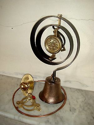 Victorian Door Bell,Servants Bell.Pull & Cranks