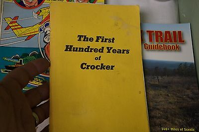 The First 100 Years of Crocker Vintage Book
