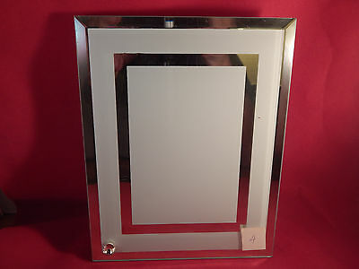 """7- Blank Sublimation Glass Plaques / Awards / Frames 7.0"""" x 9.0"""" x .25"""" #04"""