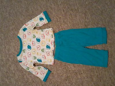 baby boys pyjamas age 3-6 month's by George