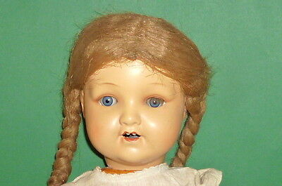 Antique Mass puppet AM 2966 Solid Doll 59cm Doll Doll Attic Find Porcelain head