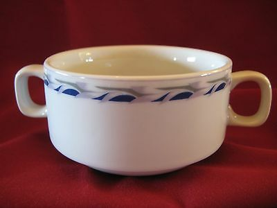 Continental Airlines Soup Bowl