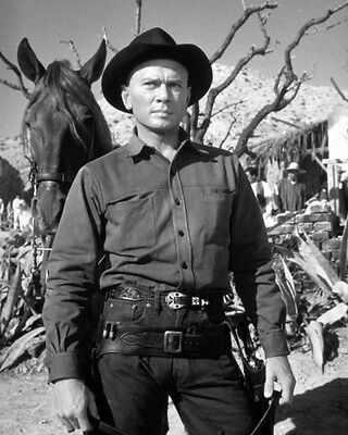 Yul Brynner The Magnificent Seven (1960) [1041775] 8x10 photo or Poster