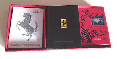 Ferrari Store Yearbook / Annuari 1952 - 1959 Magnet Set