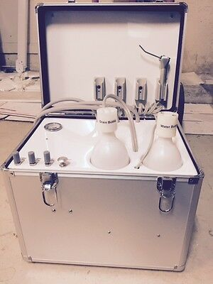 Usa Dental Portable Dental Unit/ Most Powerful On The Market/usa Dental Company!