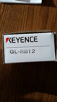 Keyence Mounting Bracket GL-RB12 NEW IN BOX