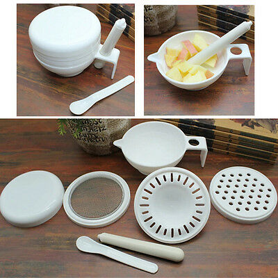 For Fruit 1 Set Multifunctional  Hot Manual Babies Tools Grinder Food Machine