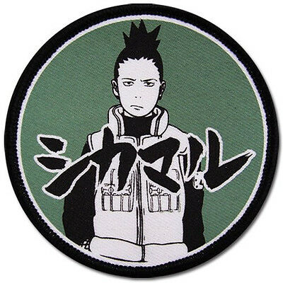 *NEW* Naruto Shippuden: Shikamaru Circle Patch by GE Entertainment