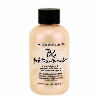 Bumble and Bumble Pret-a-powder Dry Shampoo Powder 2 oz (PACK OF 2) NEW STOCK