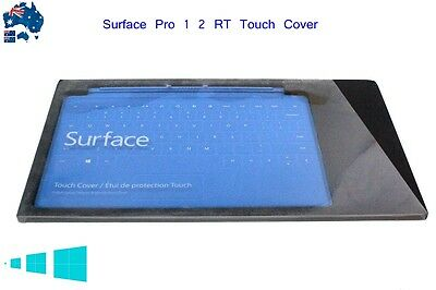 Original Genuine Blue Surface Pro 1 2 RT Touch Cover Keyboard Fast Free Shipping