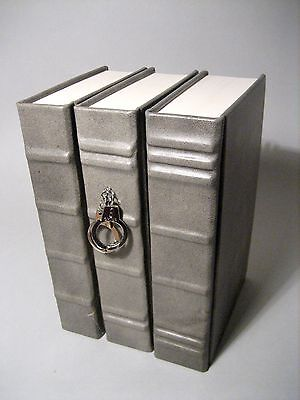 Fifty Shades of Grey E L James 1-3 luxus leatherbinding unique N°660 XXL Fotos