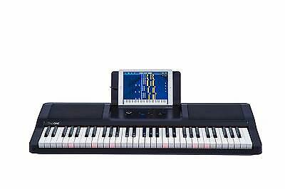 Digital Piano Connect to IPAD - The ONE Smart Piano Light 61 Key Australia
