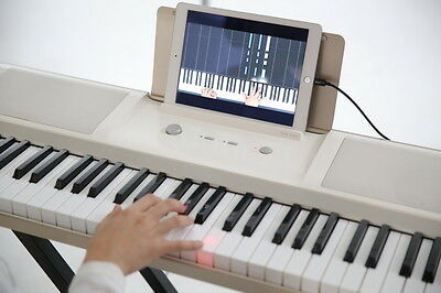 Piano - Learn Piano with IPAD From The ONE Smart Piano Light Australia 61 Keys !