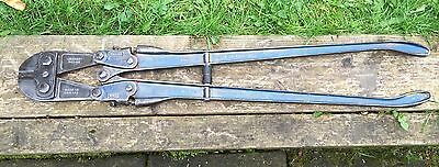 """Record No. 942HU Bolt Cutters Croppers 42""""/108cm Long"""