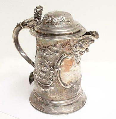 1798 Sterling Silver Tankard HM Stephen Adams London Rogers sugar family gift