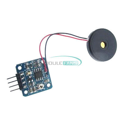 Piezoelectric Film Vibration Sensor Switch Module TTL Output For Arduino 5V