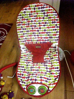 Mamas and Papas baby Bouncer chair (with music)