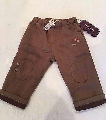 Sergent Major French Designer Baby Boy Trousers Pants  NEW