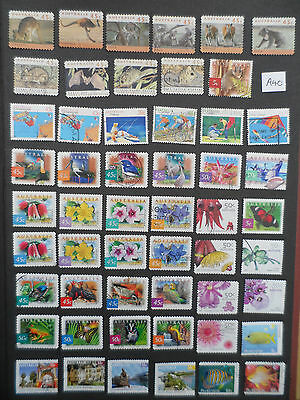 A40  Australia  Small Fine Used Stamps  X53  Hcv