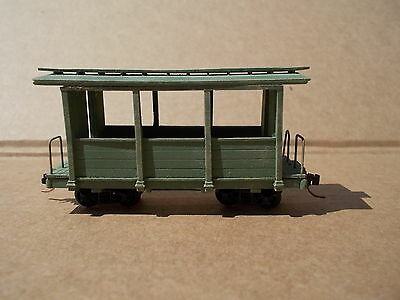 HOn30 YSL Excursion Car Kit by Railway Recollections